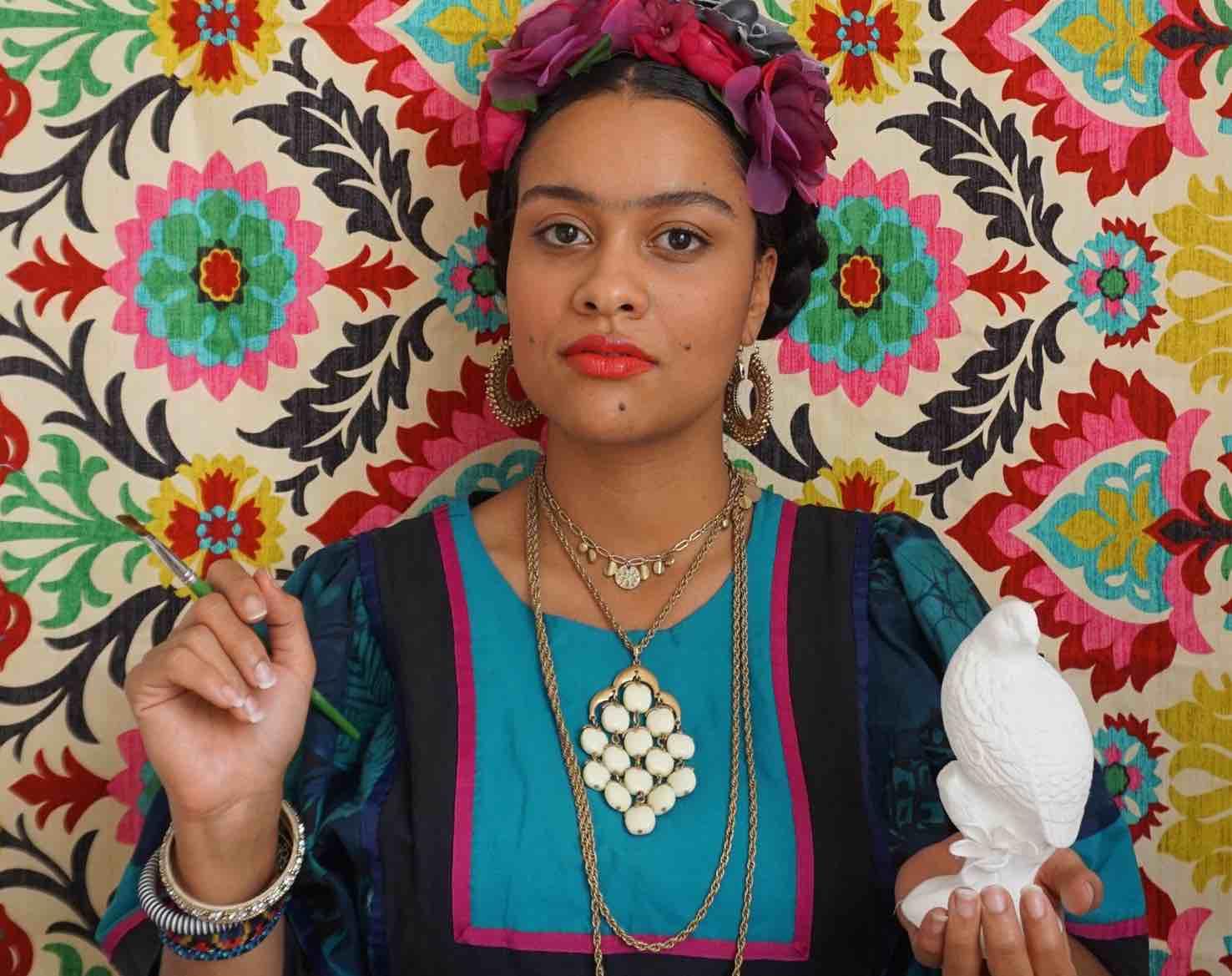 Frida Kahlo DIY