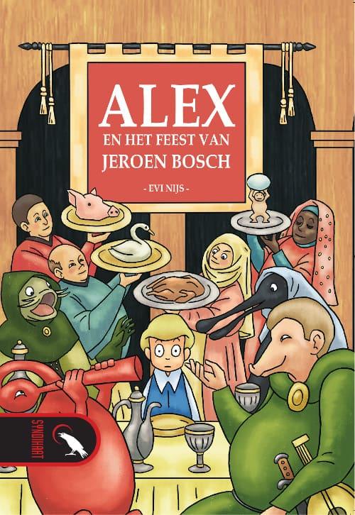 stripboek over jeroen bosch