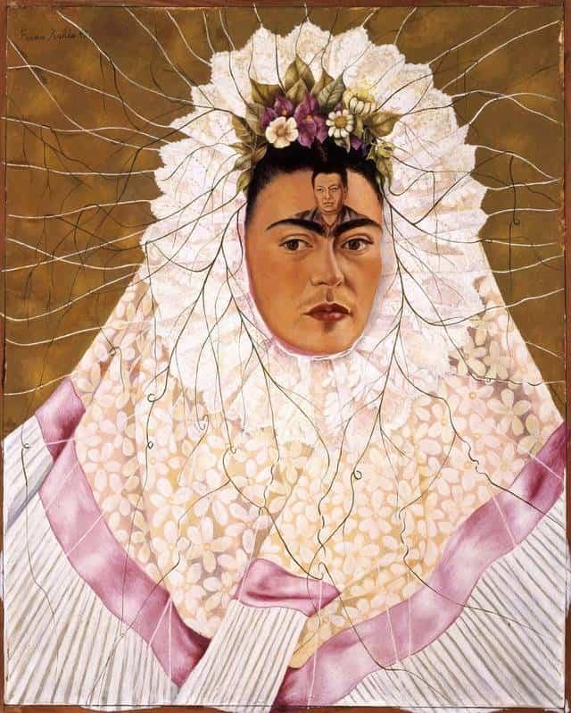 Diego rivera en Frida Kahlo