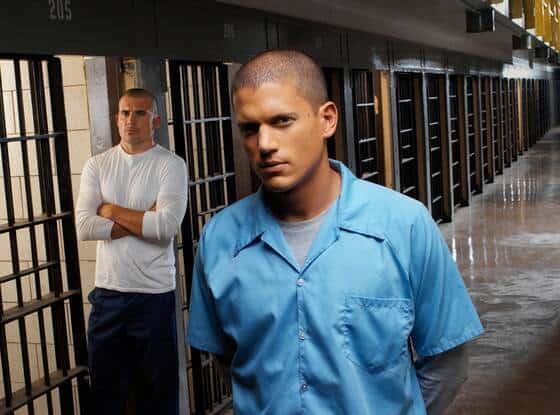 Prison Break: Bloed, zweet en tranen
