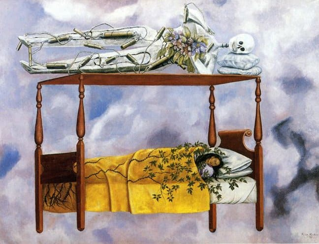 Dream van Frida Kahlo