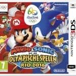Games: Mario en Sonic op de Olympische Spelen Rio 2016