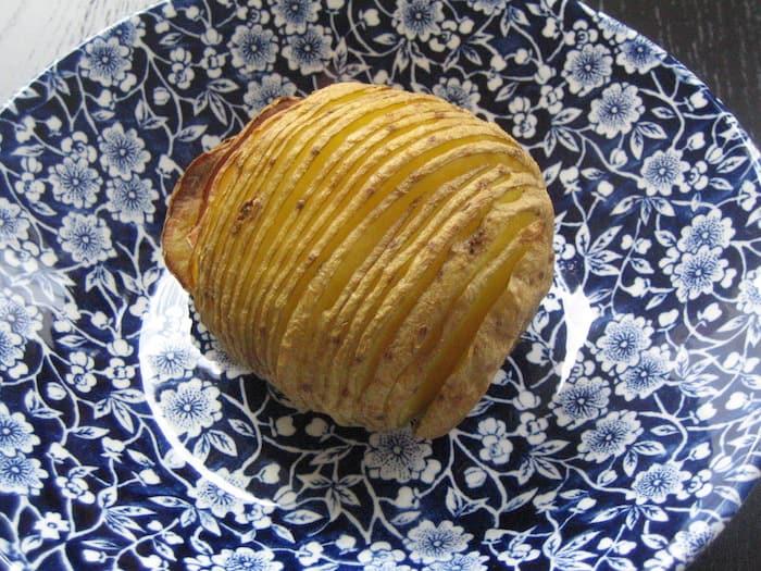 Aardappel waaiers