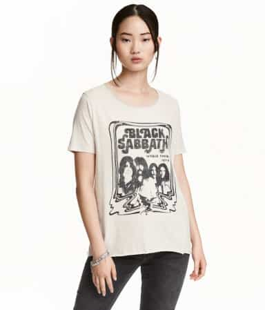 muziek shirts