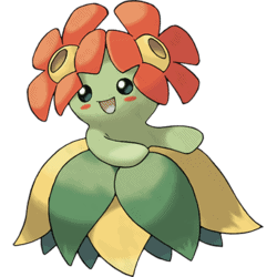 Bellossom Pokemon