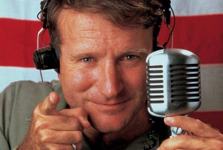Netflix: Top 5 films met Robin Williams
