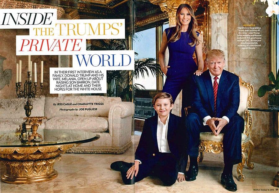 Baron Trump