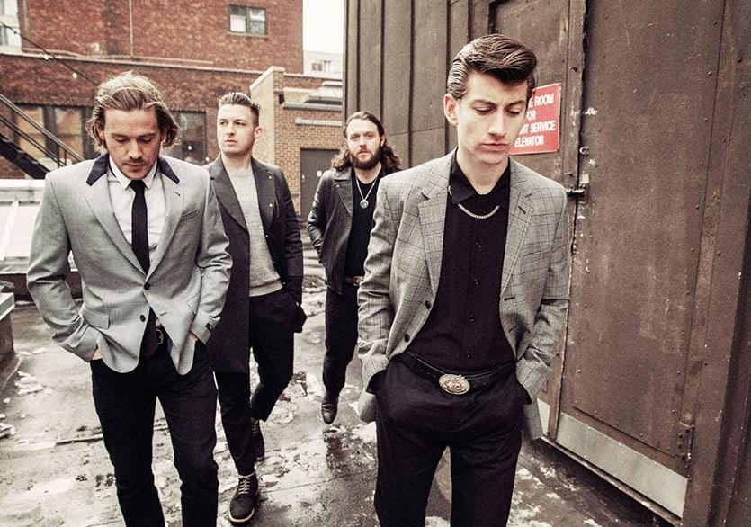 Muziek: Dochterlief houdt van Arctic Monkeys