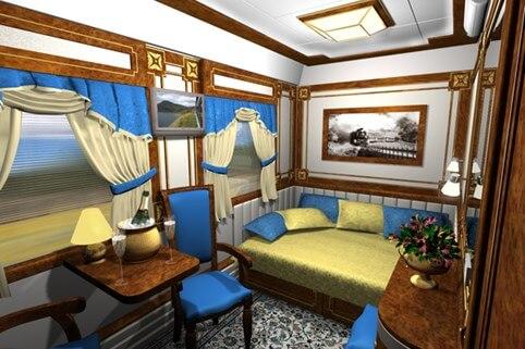 golden eagle treinreis