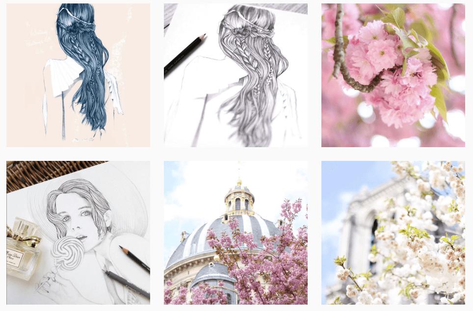 Illustrators on Instagram
