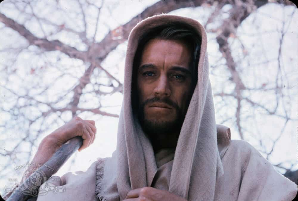 von Sydow als Jezus