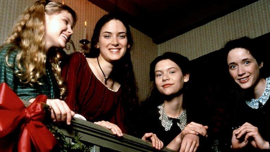 kerstfilms little women