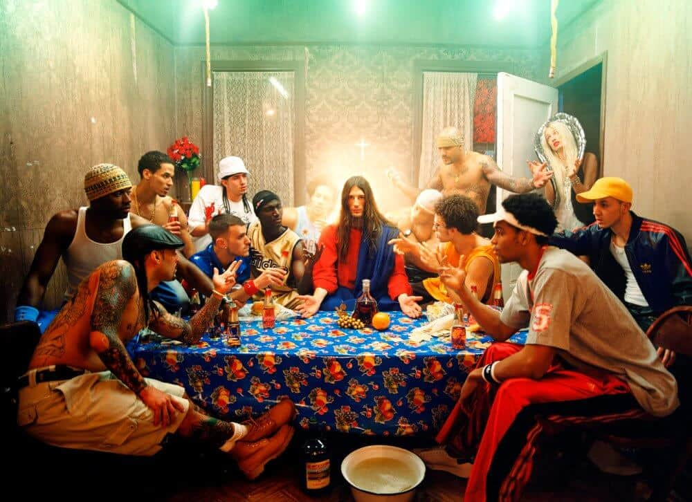 last supper lachapelle
