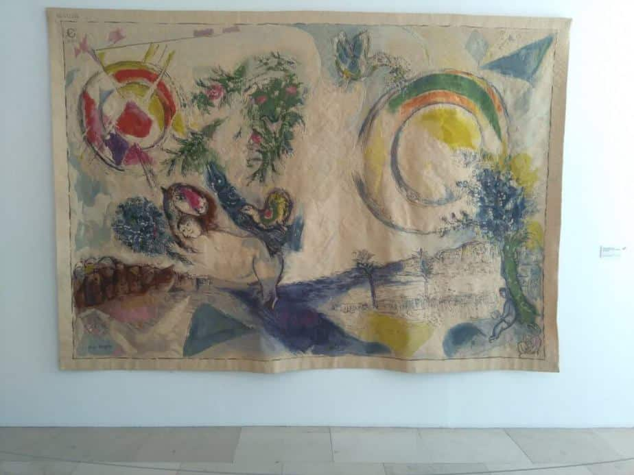 tapestry chagall