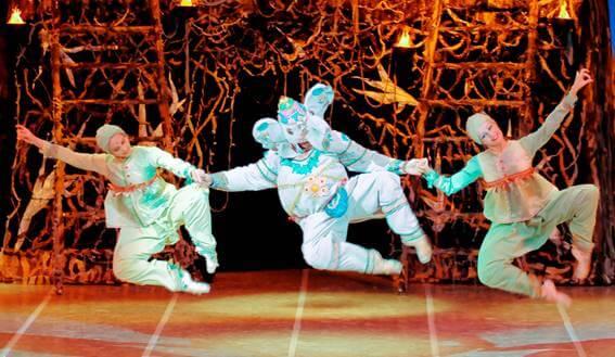 ballet herfstvakantie