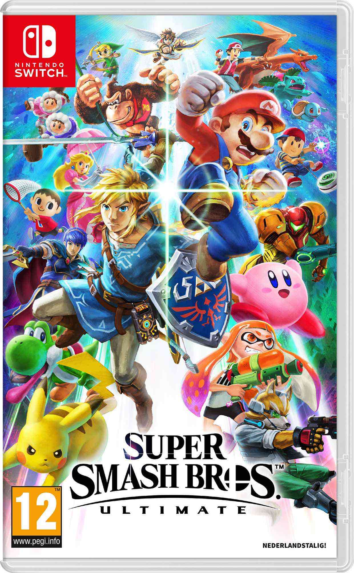 super smash bros winnen