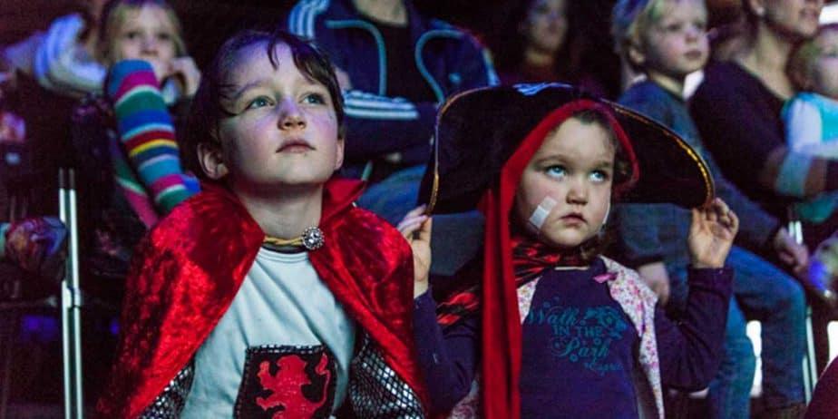 Tip: Taartrovers Film Festival voor kids