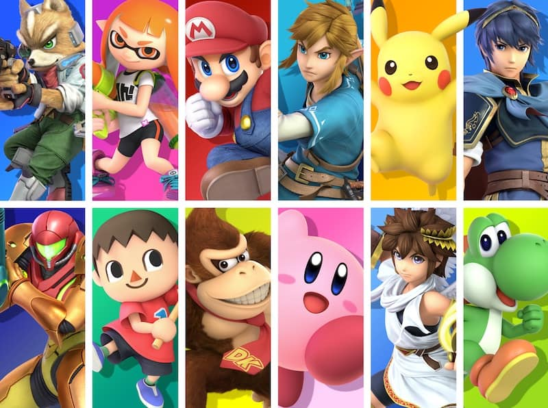 Win Super Smash Bros. Ultimate voor de Nintendo Switch (gesloten)