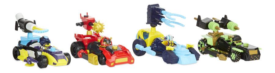 Win een Ready2Robot Wreck Racers speelset (gesloten)