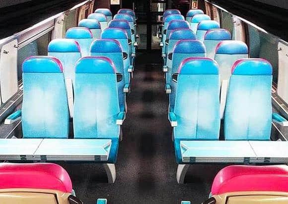 Met de trein op vakantie: de Ouigo welteverstaan