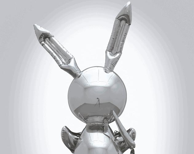 Het 91 miljoen dollar konijn en meer konijnenspul