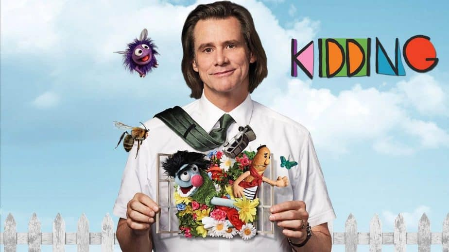 Kidding met Jim Carrey | Op dvd