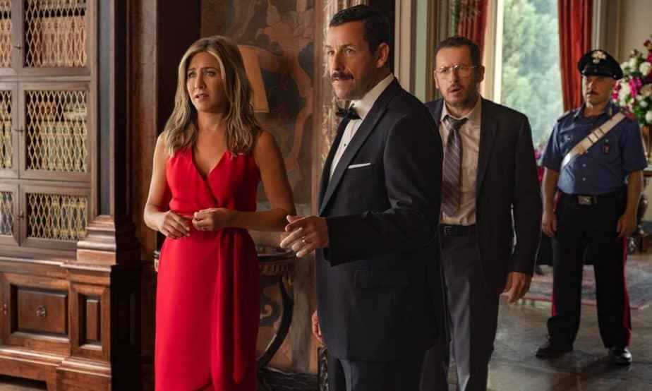 Netflix | Murder Mystery met Adam Sandler en Jennifer Aniston