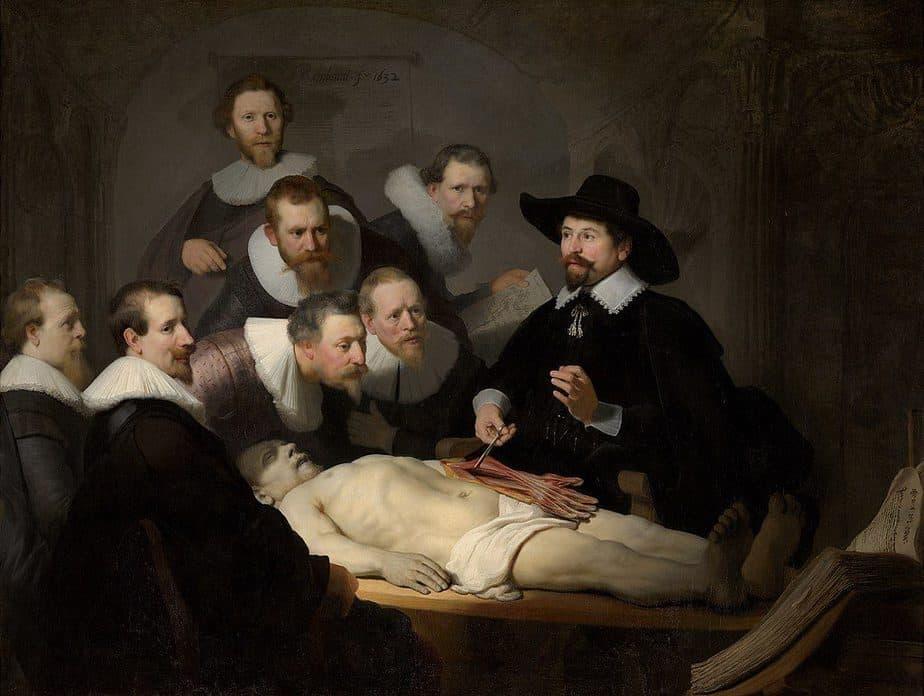 rembrandt mauritshuis