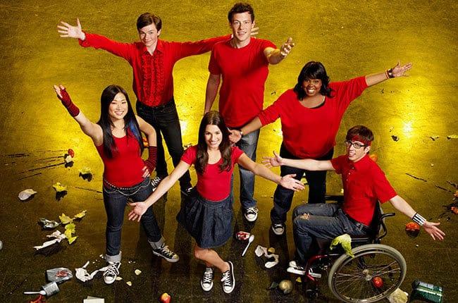 Netflix | alle seizoenen van Glee
