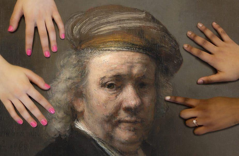 Hallo Rembrandt! Met de kinderen naar het Mauritshuis