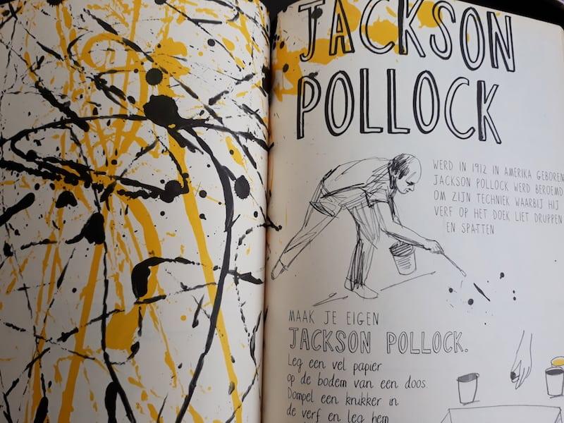 12 x leuke kinderboeken over kunst en kunstenaars
