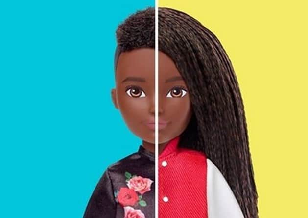 Genderneutraal | Mattel did it again