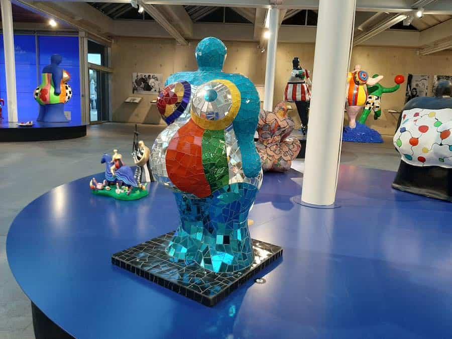 Kunst met kids: Niki de Saint Phalle