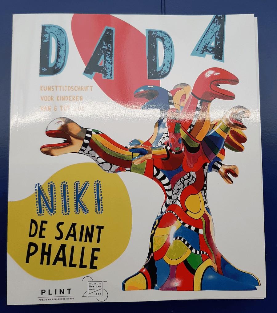 Dada Niki de saint phalle