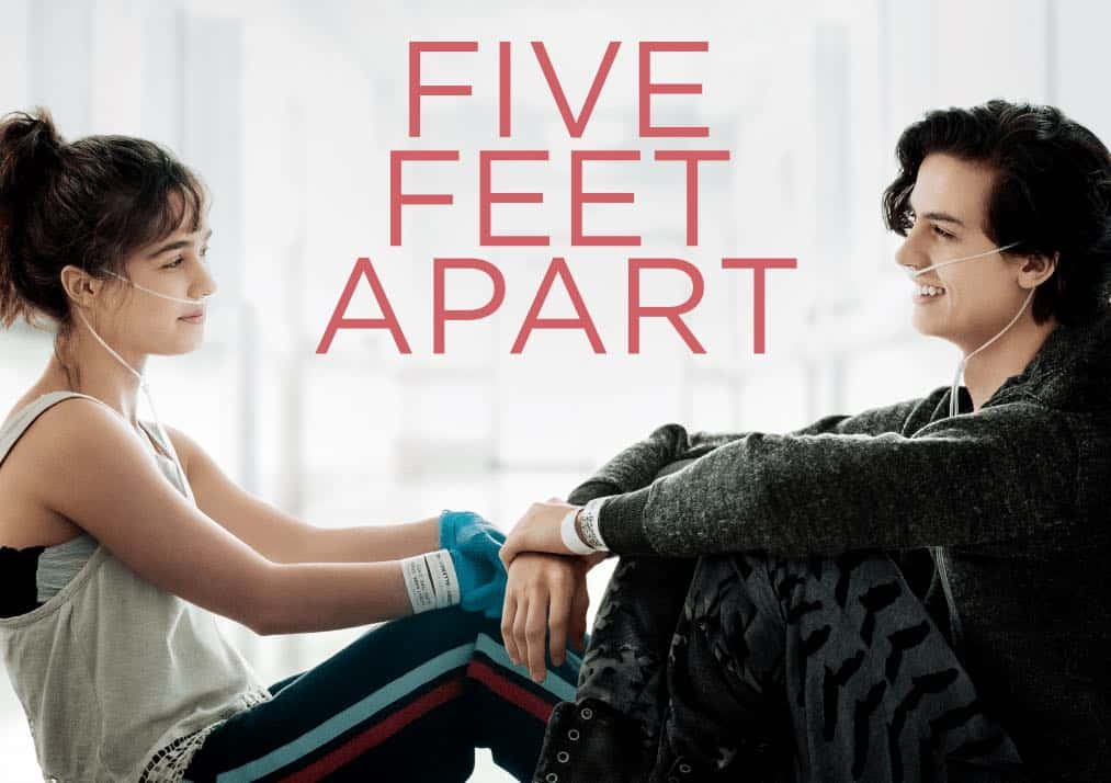 Five Feet Apart | op dvd