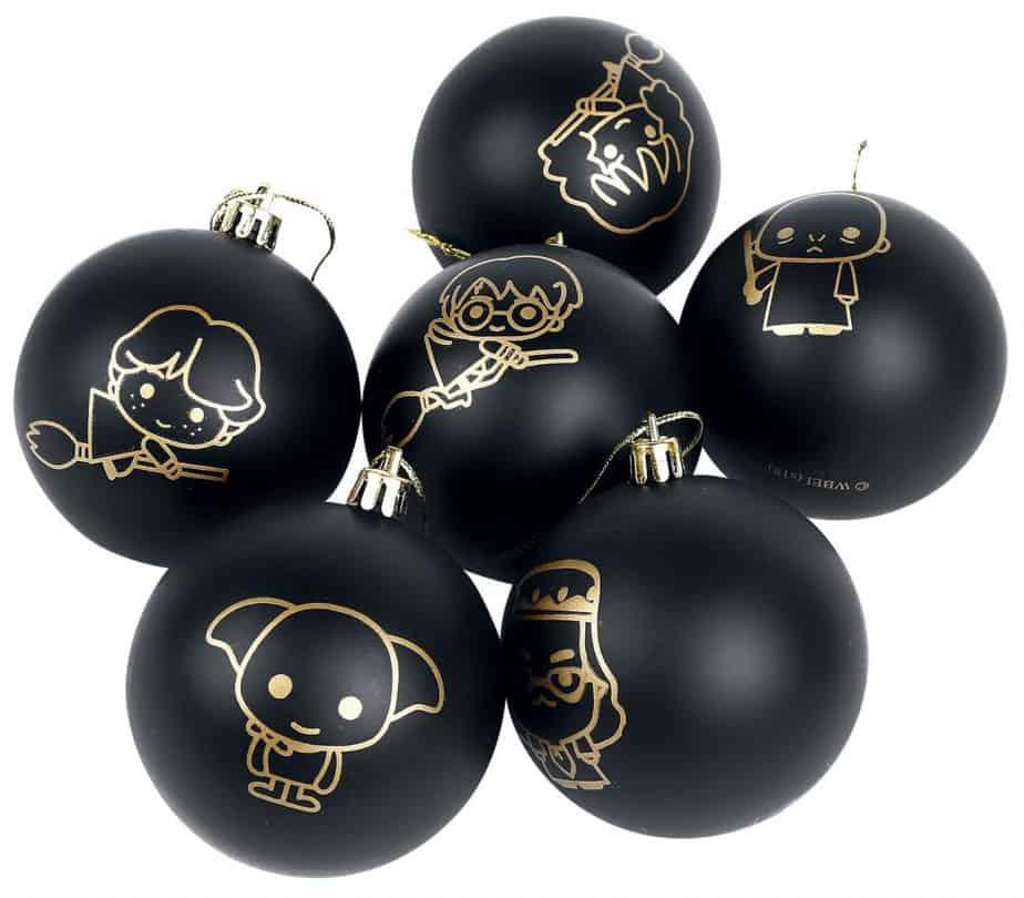 leuke kerstballen harry potter