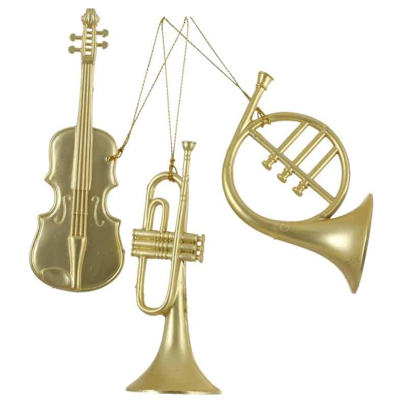 muzikale kersthangers