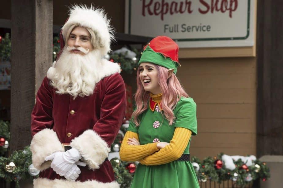 Leukste kerstfilms op Netflix 2019