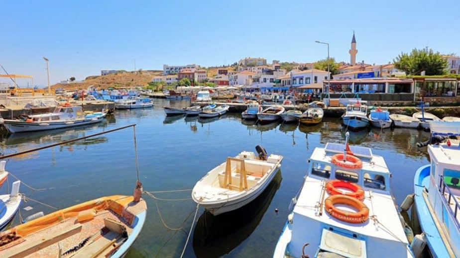 eiland turkije