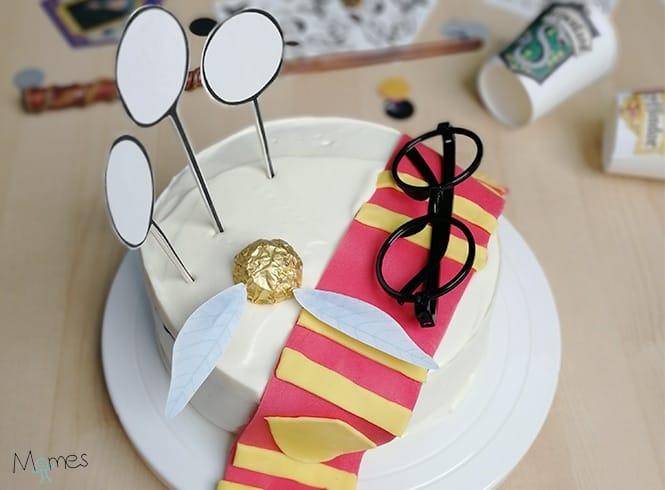 makkelijke harry potter taart