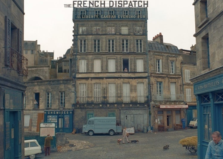 The French Dispatch van Wes Anderson | Trailer en poster