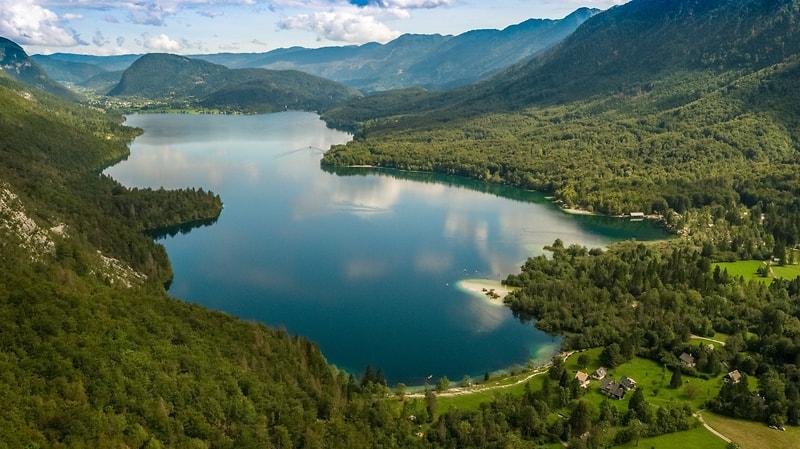 bohinj meer slovenië