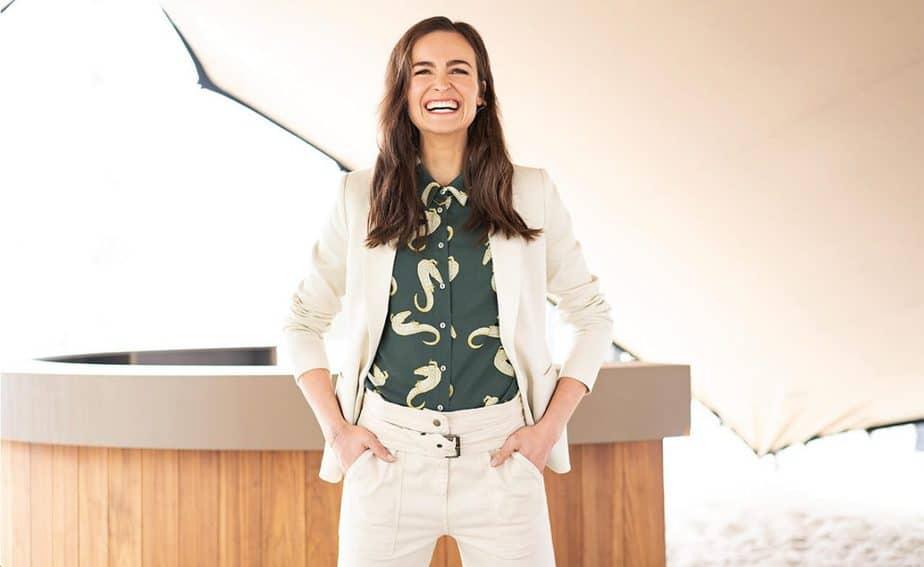 Therapeutisch shoppen bij Anna van Toor: jurkjes en blouses