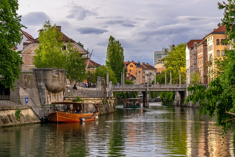 hoofdstad slovenië
