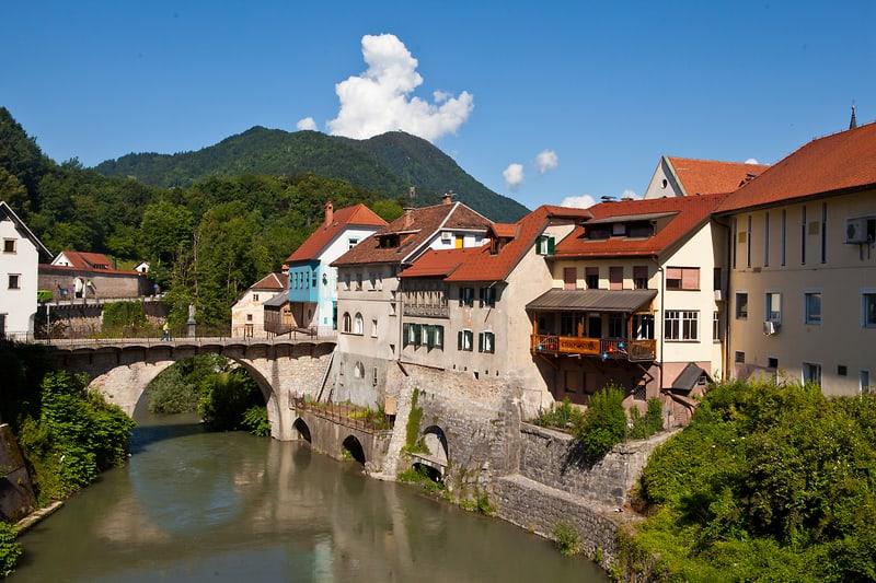 Slovenië buiten de gebaande paden