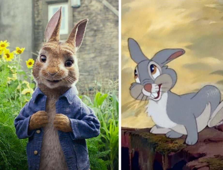 lieve konijnen