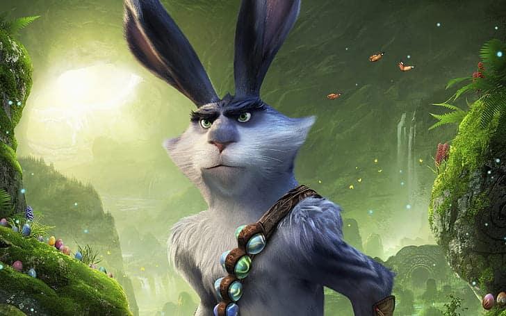 konijnen in films