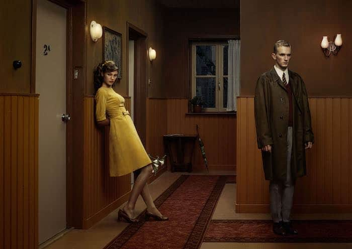 Erwin Olaf: double exhibition in the Hague