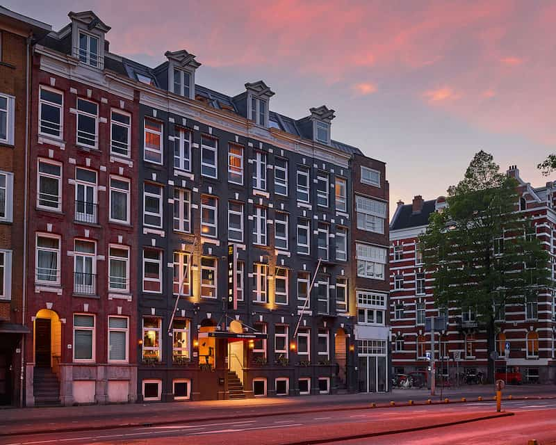 New | The ED hotel in Amsterdam