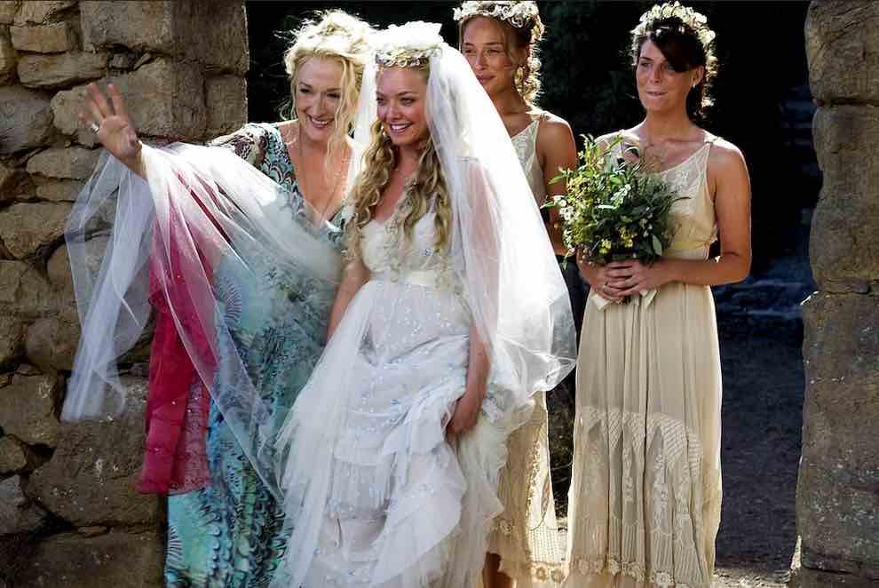 inspiratie trouwjurken films